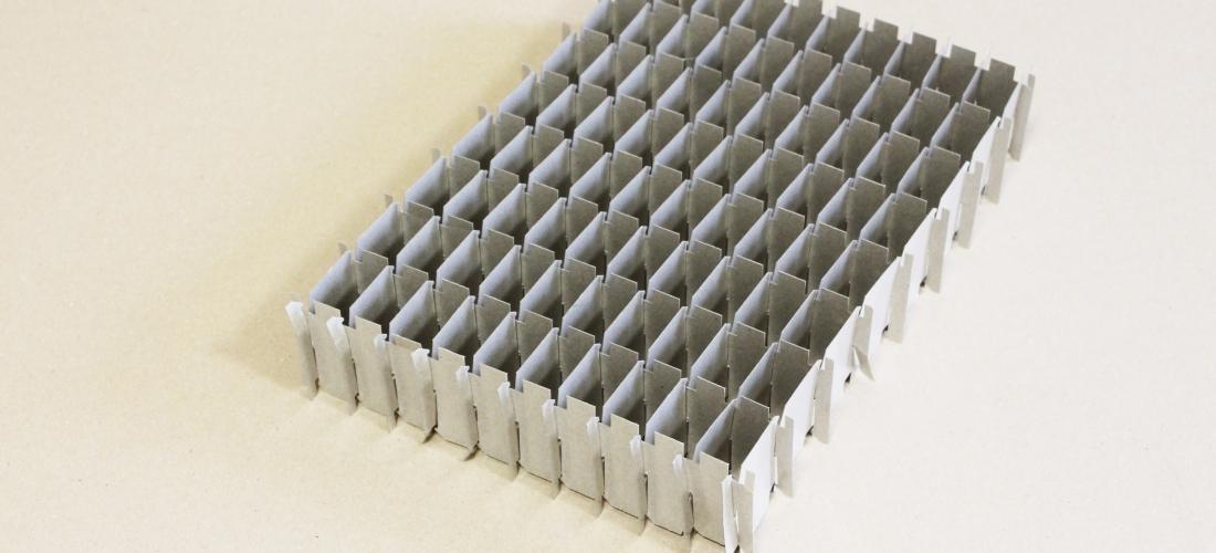 Alveare in teso 80 celle con precamera su tutti i lati